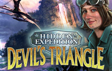 Hidden Expedition: Devil's Triangle Badge