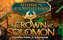 Hidden Expedition: The Crown of Solomon Collector's Edition Badge