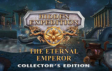 Hidden Expedition: The Eternal Emperor Collector's Edition Badge