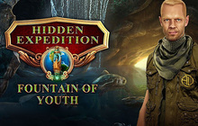 Hidden Expedition: The Fountain of Youth Badge