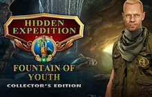 Hidden Expedition: The Fountain of Youth Collector's Edition Badge