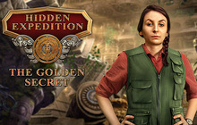 Hidden Expedition: The Golden Secret Badge