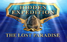 Hidden Expedition: The Lost Paradise Badge