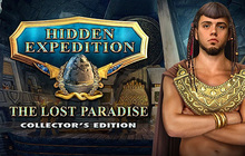 Hidden Expedition: The Lost Paradise Collector's Edition Badge