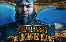 Hidden Expedition: Uncharted Islands Badge