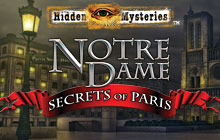 Hidden Mysteries: Notre Dame Badge