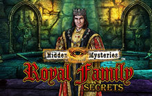 Hidden Mysteries: Royal Family Secrets Badge