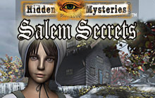 Hidden Mysteries Salem Secrets Badge