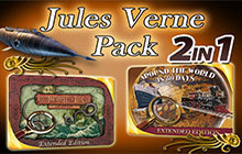 Hidden Objects - 2 in 1 - Jules Verne Pack Badge