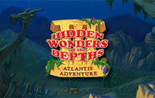 Hidden Wonders of the Depths 3 - Atlantis Adventures Badge