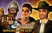 Hide & Secret: Treasures of the Ages Badge