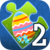 Holiday Jigsaw Easter 2 Icon