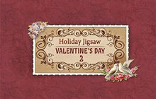 Holiday Jigsaw Valentine's Day 2 Badge