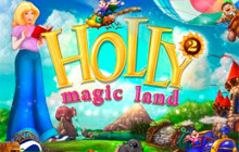 Holly 2: Magic Land Badge