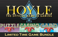 Hoyle Games Bundle