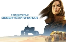 Homeworld: Deserts of Kharak Badge