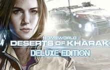 Homeworld: Deserts of Kharak Deluxe Edition Badge
