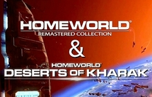 Homeworld Remastered Collection and Deserts of Kharak Bundle Badge
