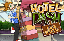 Hotel Dash - Suite Success Badge