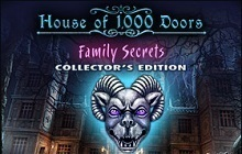 House of 1000 Doors: Family Secrets Collector's Edition Badge