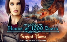 House of 1000 Doors: Serpent Flame Collector's Edition Badge
