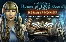 House of 1000 Doors: The Palm of Zoroaster Collector's Edition Badge