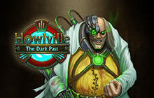 Howlville: The Dark Past Badge