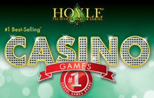 Hoyle Casino Games 2012 Badge