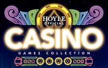 Hoyle Official Casino Games Collection Badge