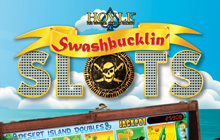 Hoyle Swashbucklin' Slots Badge