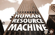 Human Resource Machine Badge