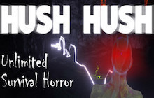 Hush Hush - Unlimited Survival Horror Badge