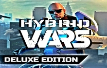 Hybrid Wars - Deluxe Edition Badge