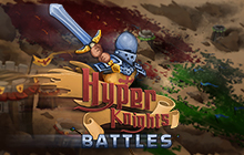 Hyper Knights: Battles Badge