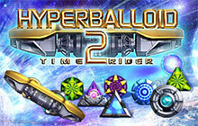 Hyperballoid 2 Badge