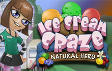 Ice Cream Craze: Natural Hero Badge