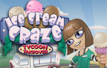 Ice Cream Craze: Tycoon Takeover Badge