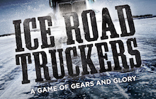 Ice Road Truckers Badge