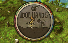 Idol Hands Badge
