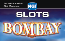IGT Slots Bombay Badge