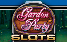 IGT Slots Garden Party Badge
