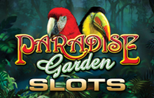 IGT Slots Paradise Garden Badge