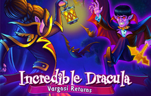 Incredible Dracula 5: Vargosi Returns Badge
