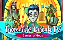 Incredible Dracula IV: Game of Gods Badge