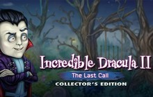 Incredible Dracula II: The Last Call Badge