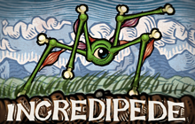 Incredipede Badge