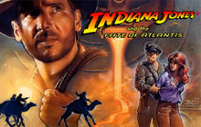 Indiana Jones and the Fate of Atlantis Badge