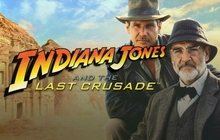 Indiana Jones® and the Last Crusade™ Badge