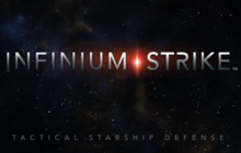 Infinium Strike Badge