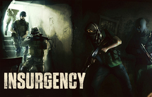 Insurgency Badge